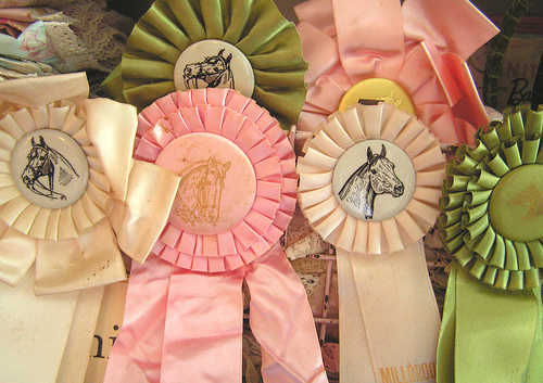 Show-ribbons