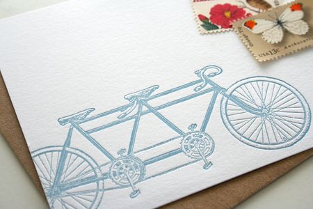 tandem_bike_letterpress