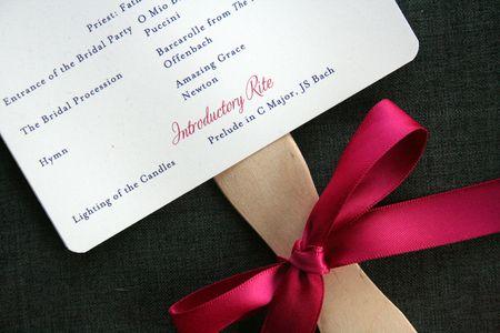 fan_wedding_program