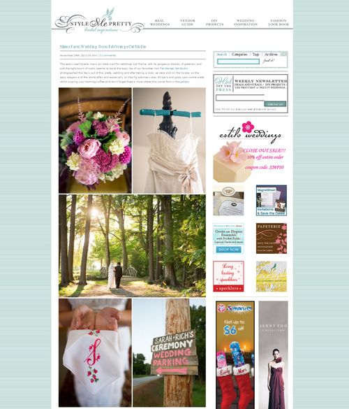 Style Me Pretty - The Ultimate Wedding Blog_1290611054127