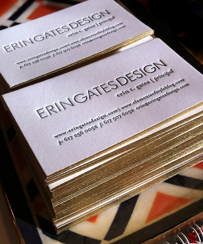 things are better with a parrott: Erin Gates Design Letterpress ...